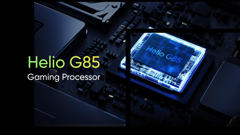 Realme 7i - Processeur