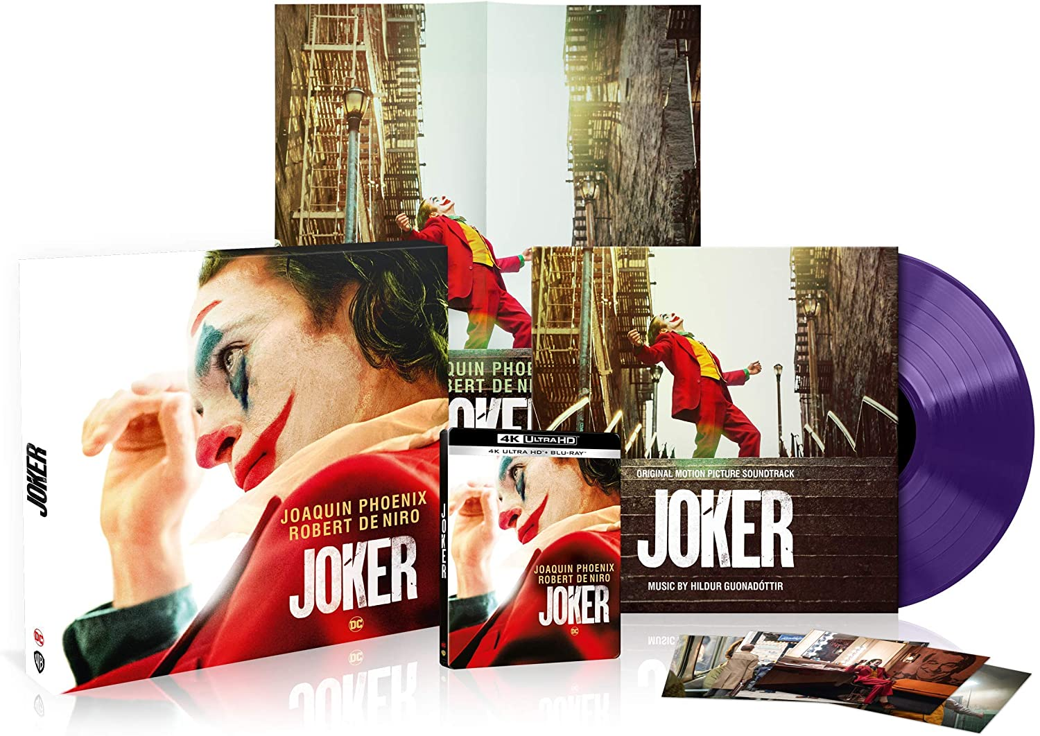 Coffret collector du film Joker