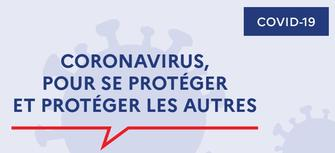 covid coronavirus se proteger les uns les autres