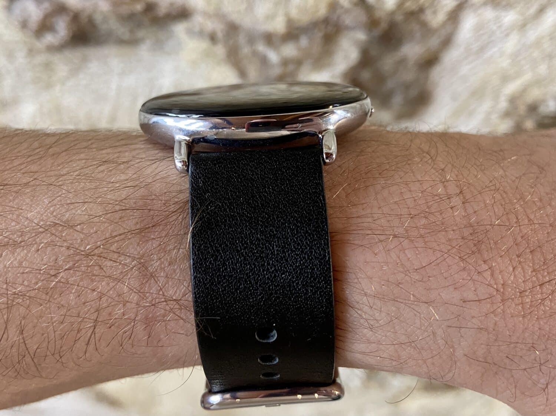 Huami Zepp E Circle bracelet noir