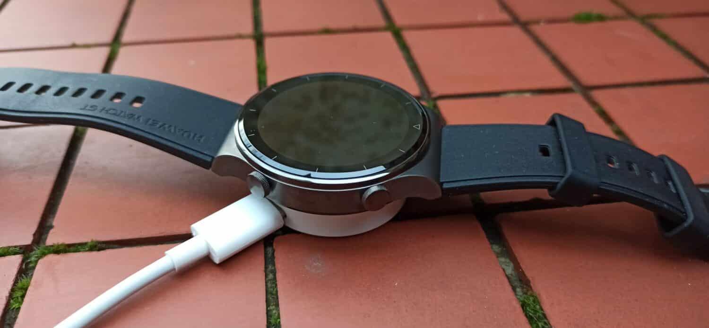 Huawei watch GT 2 Pro base de recharge 1