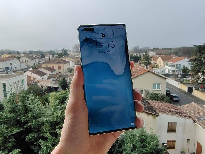 Huawei Mate 40 Pro - Écran