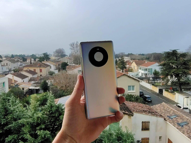 Huawei Mate 40 Pro - Dos
