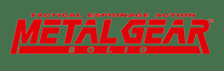 Logo de la série de jeux Metal Gear Solid