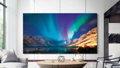 TV MicroLED Samsung