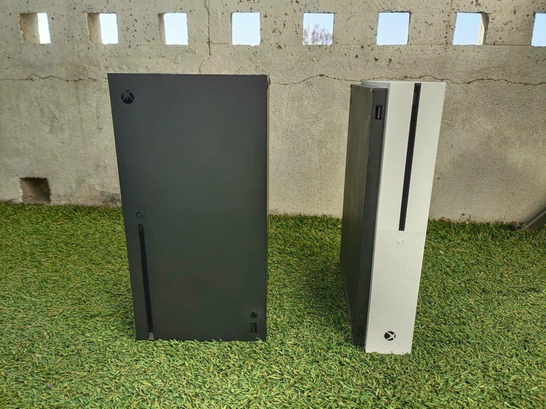 Xbox Series X - Xbox One S