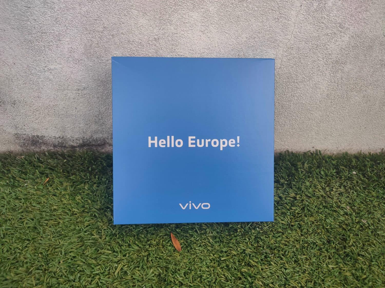 Vivo X51 - Unboxing