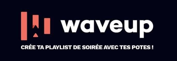 WaveUp - playlist