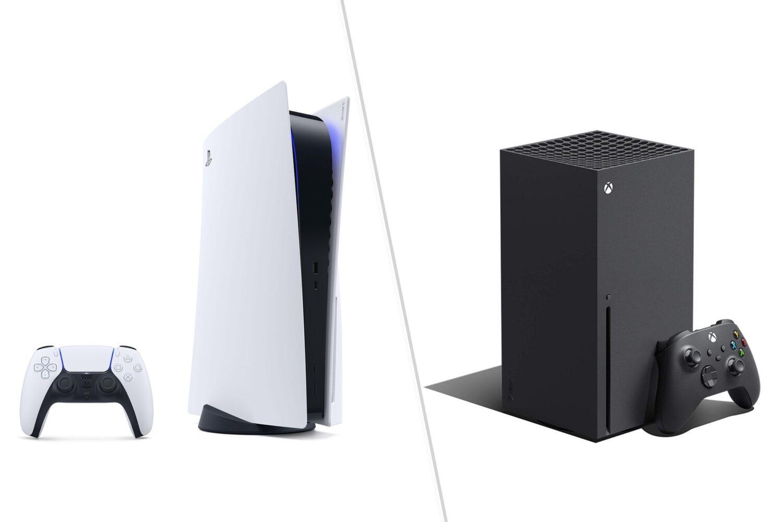 Xbox/PS5 - Vu des deux