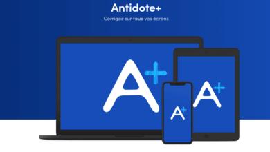 abonnement antidote plus correcteur