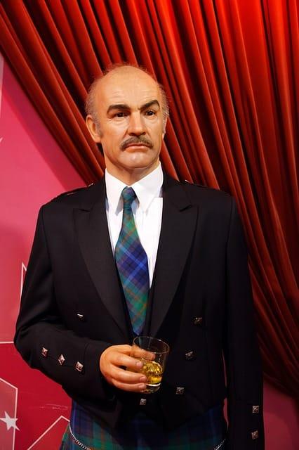 L'acteur Sean Connery