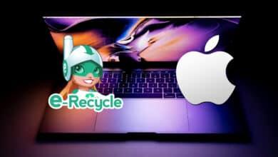 e-recycle Macbooks reconditionnés