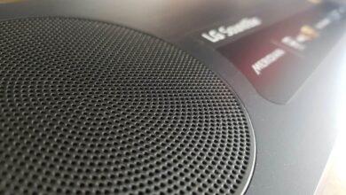 LG SN8YG - Haut parleur