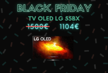 LG 55BX Black Friday