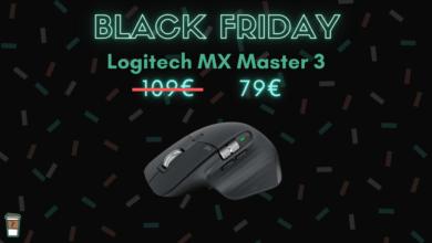 Logitech MX Master 3 Black Friday