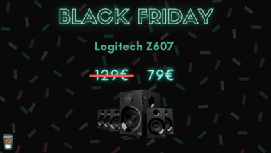 Logitech Z607 Black Friday