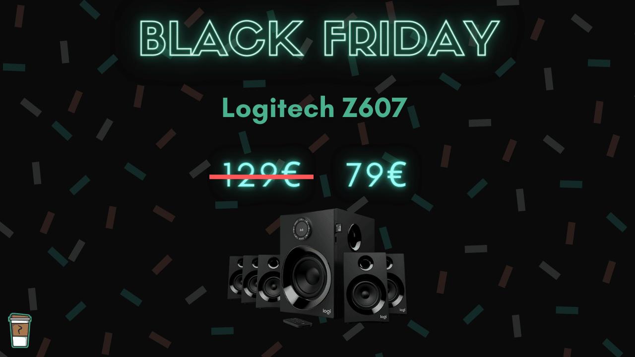 Logitech Z607 Black Friday