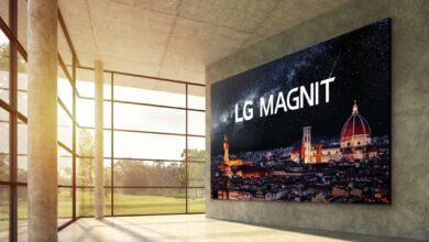 LG - MAGNIT