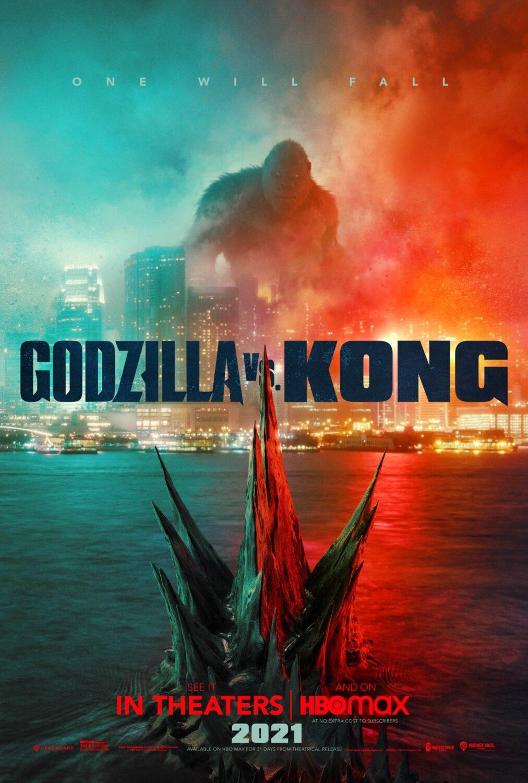 Affiche teaser de Godzilla vs. Kong