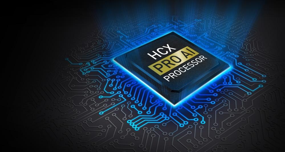 HCX Pro AI Processeur embarque sur le JZ2000