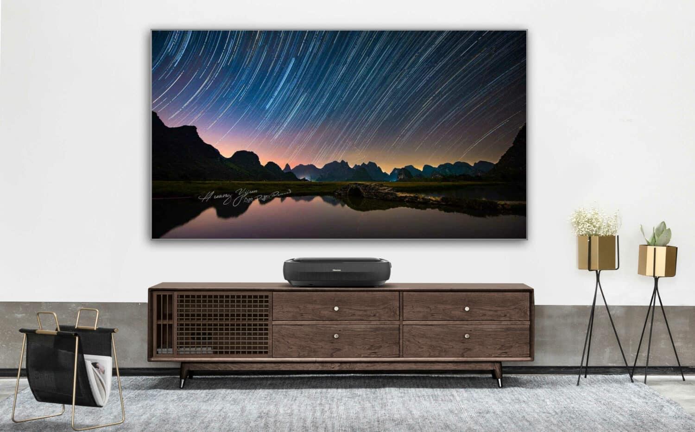 Hisense LaserTV TriChroma