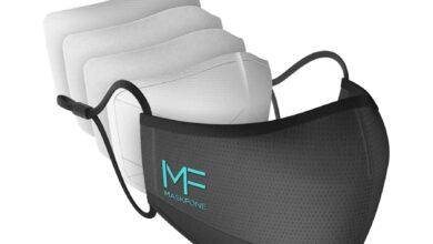MaskFone : un masque anti-Covid intégrés présenté au CES 2021