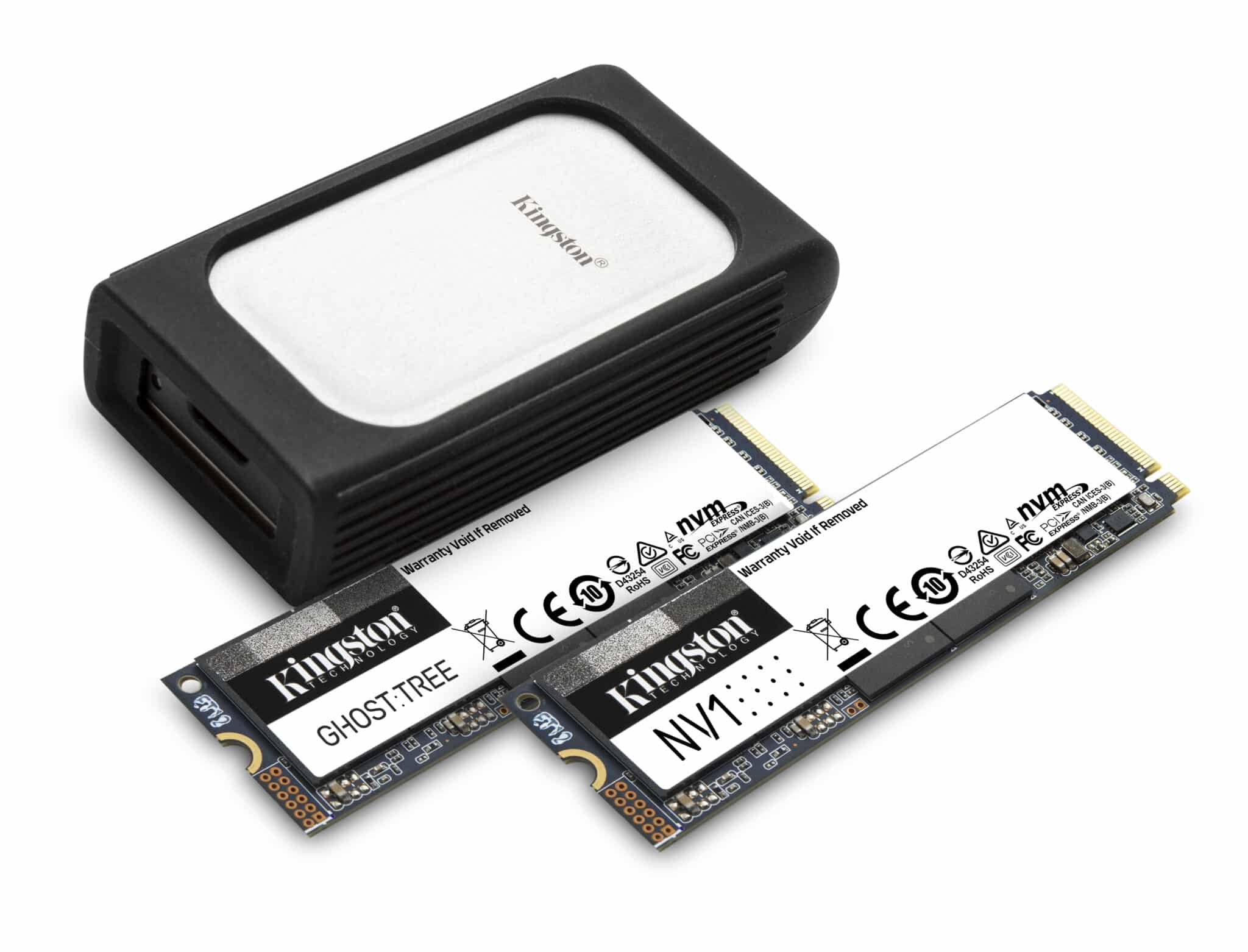 Kingston SSD NVMe