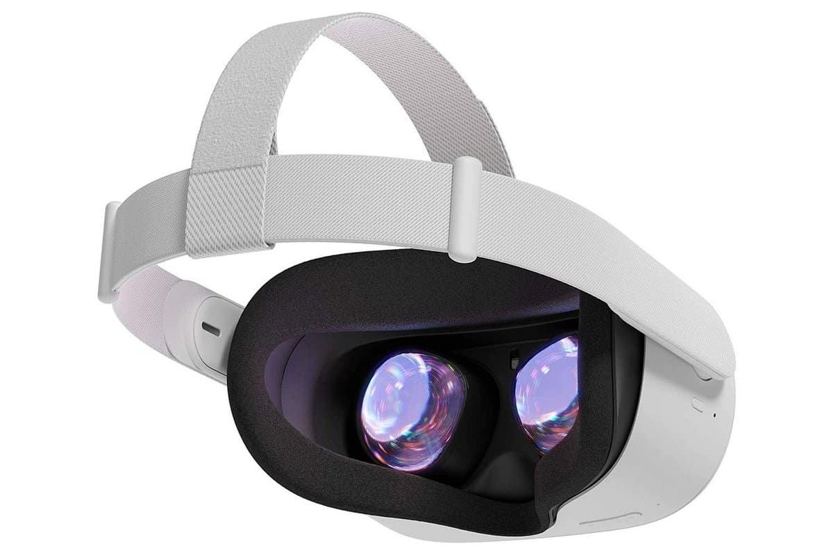 Oculus Quest 2, désormais utilisable avec plusieurs comptes