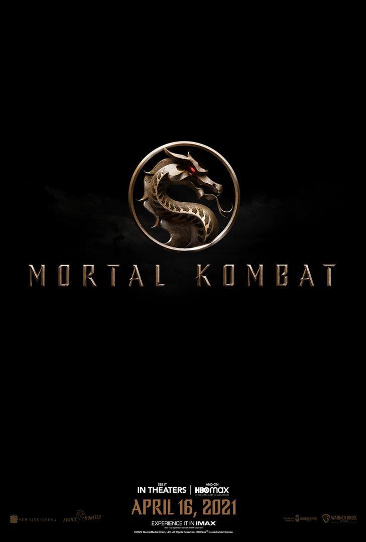 Affiche du film Mortal Kombat (2021)