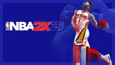 NBA 2K21 banniere