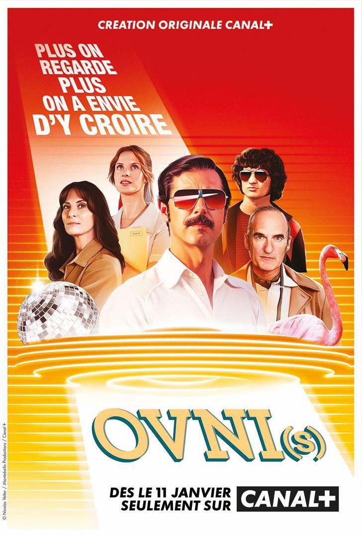 Affiche de la série OVNI(s)