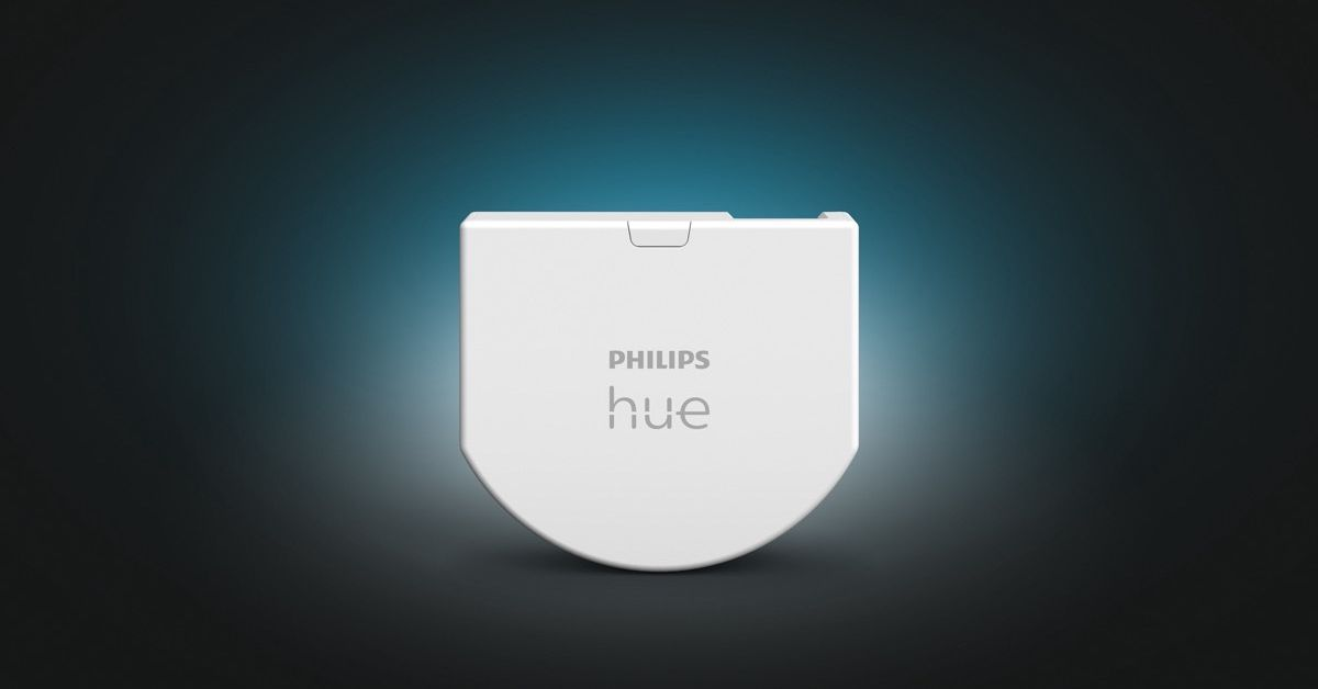 Philips Hue interrupteur connecté