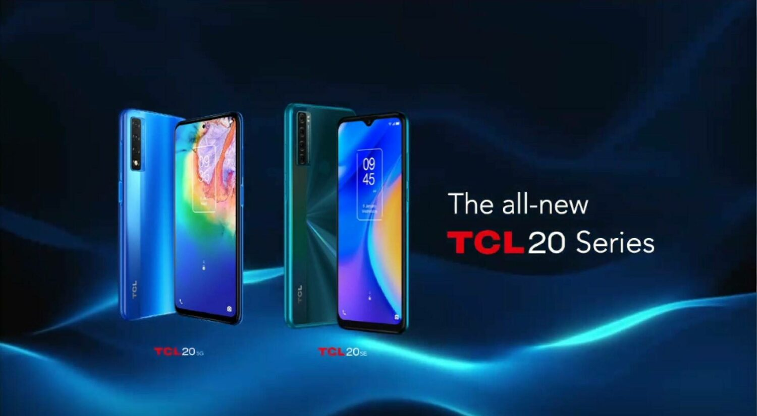 TCL - Smartphone 20 Series