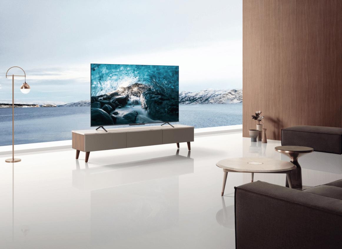 TCL - TV 4K QLED