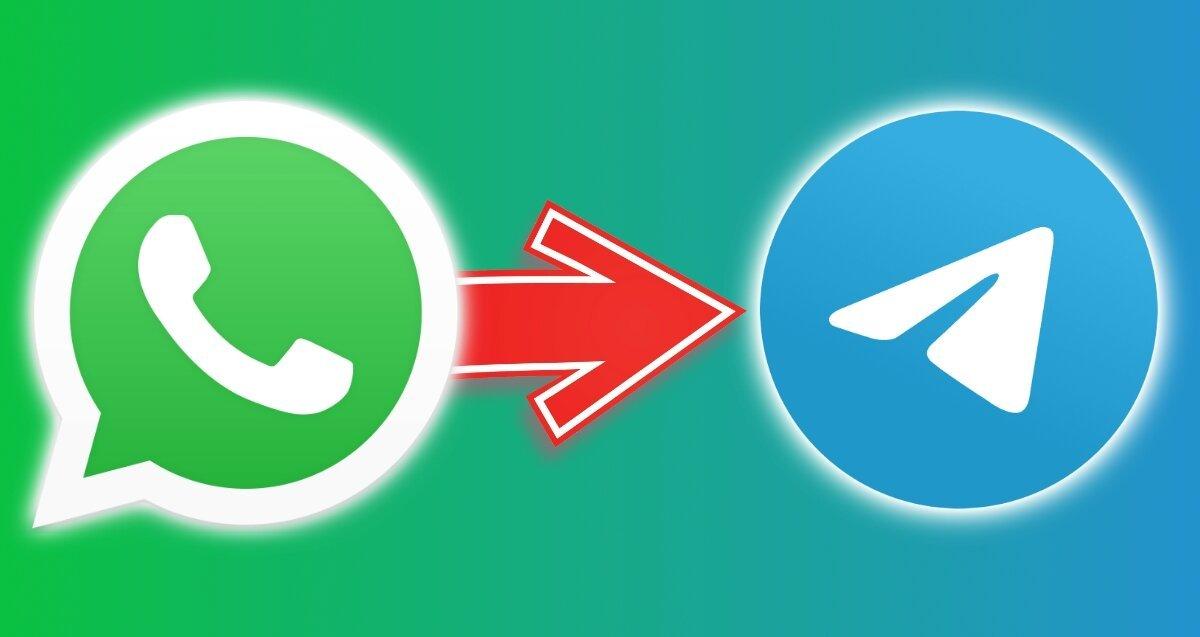 Exporter conversations WhatsApp Telegram
