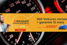 Veehicule occasion chez Cdiscount