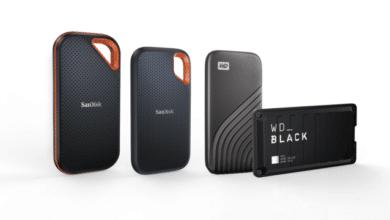 Des modèles de disques SSD grande capacité dévoilé par Western Digital