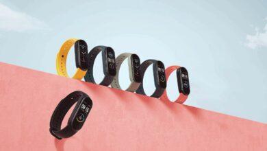 Les fonctionnalités potentielles du bracelet connecté Mi Band 6 de Xiaomi