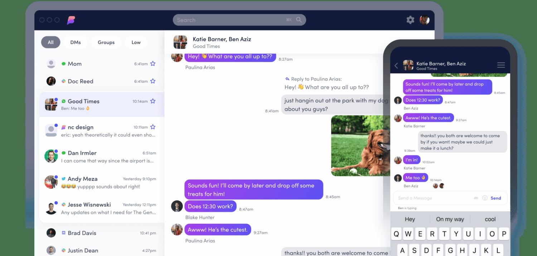 L'application Beeper pour centraliser tous les autres services de messagerie