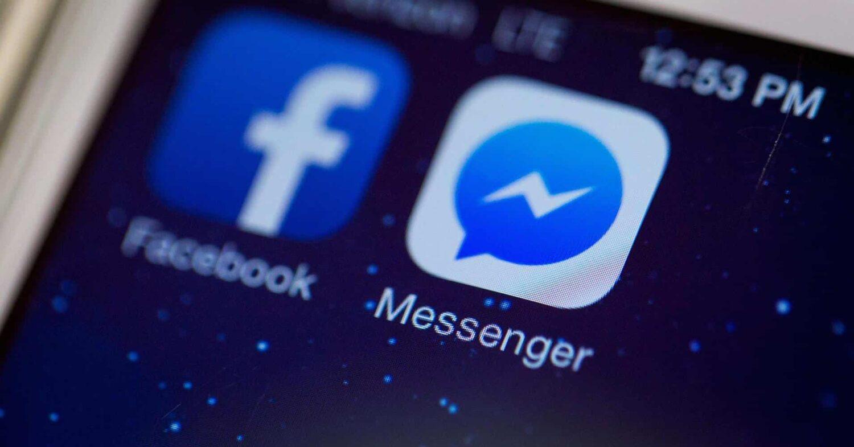 facebook messenger donnees personnelles