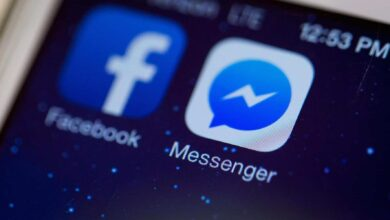 facebook messenger donnees personnelles