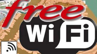 la fin du free wifi