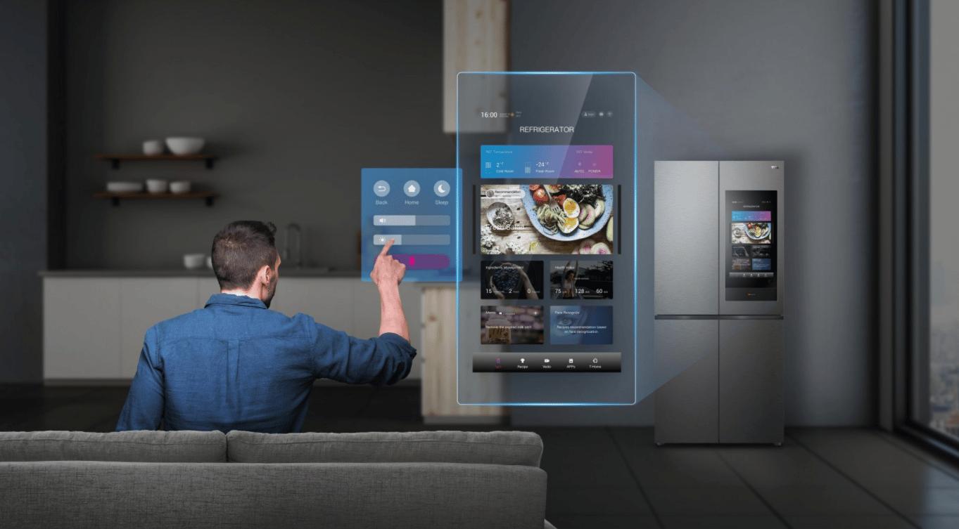 TCL - Refrigerateur C470