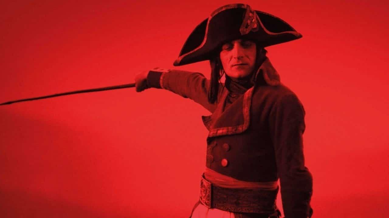 Albert Dieudonné dans le Napoléon de Abel Gance