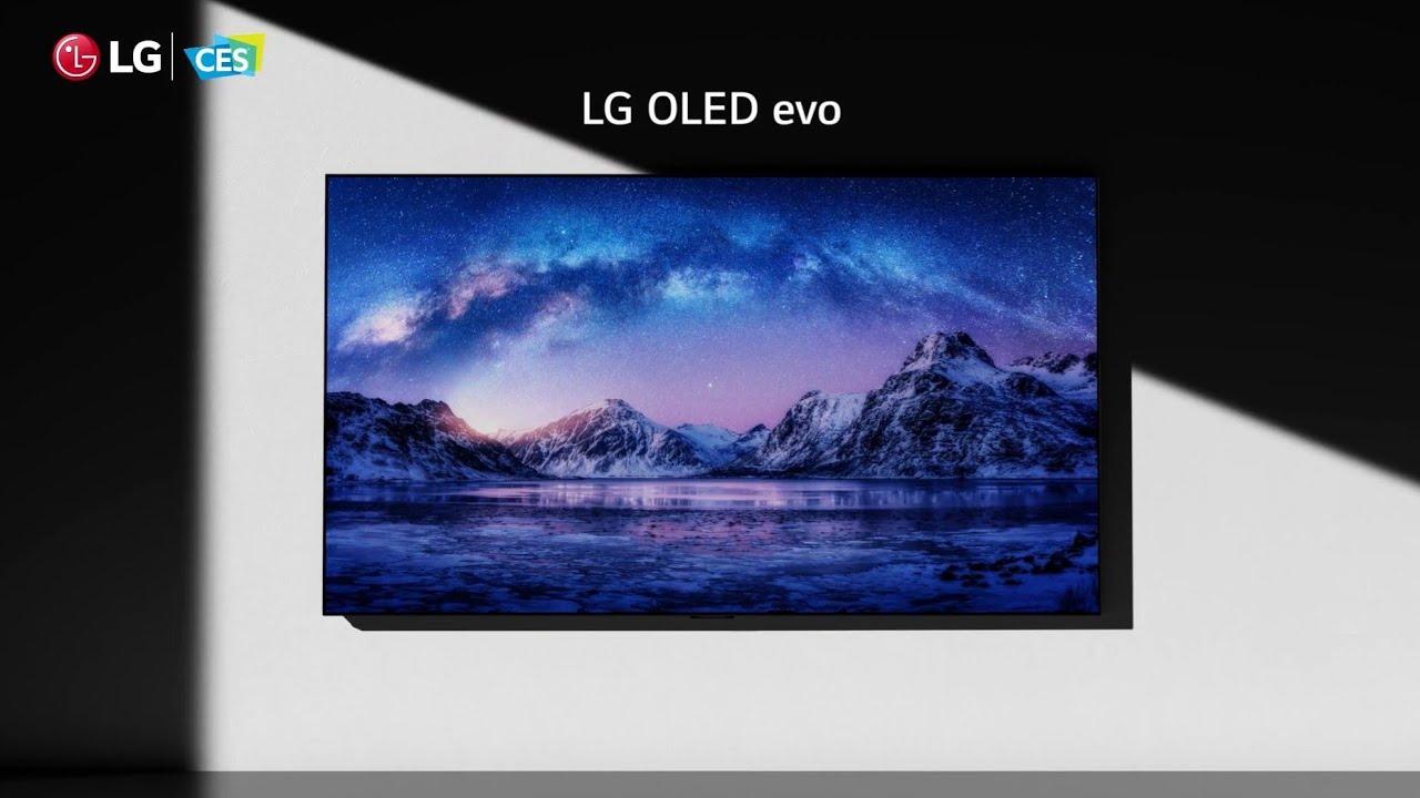 LG - OLED evo