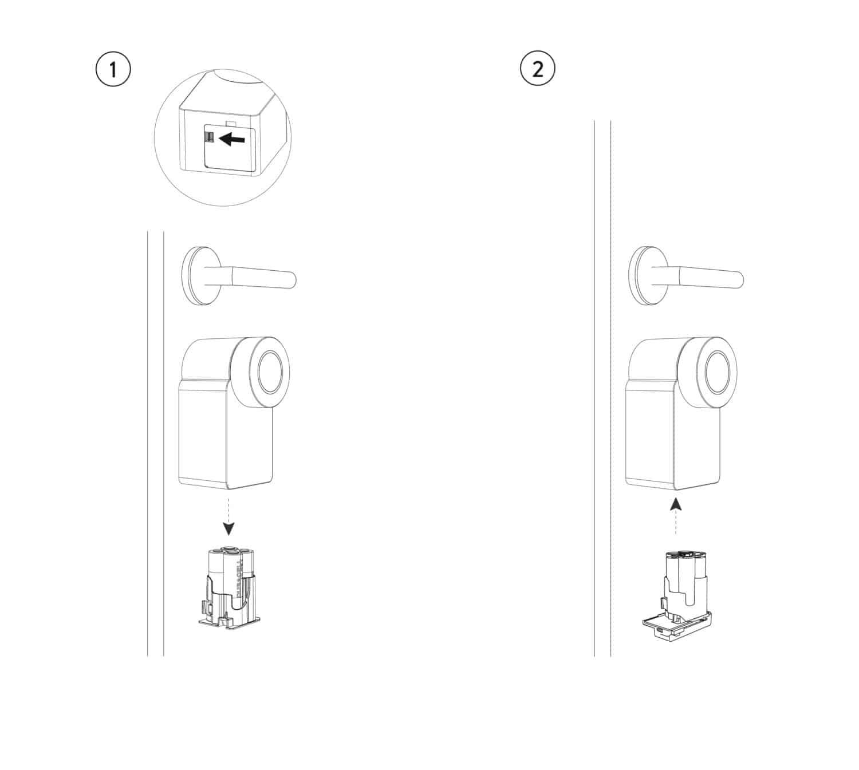Nuki - Installation Power Pack