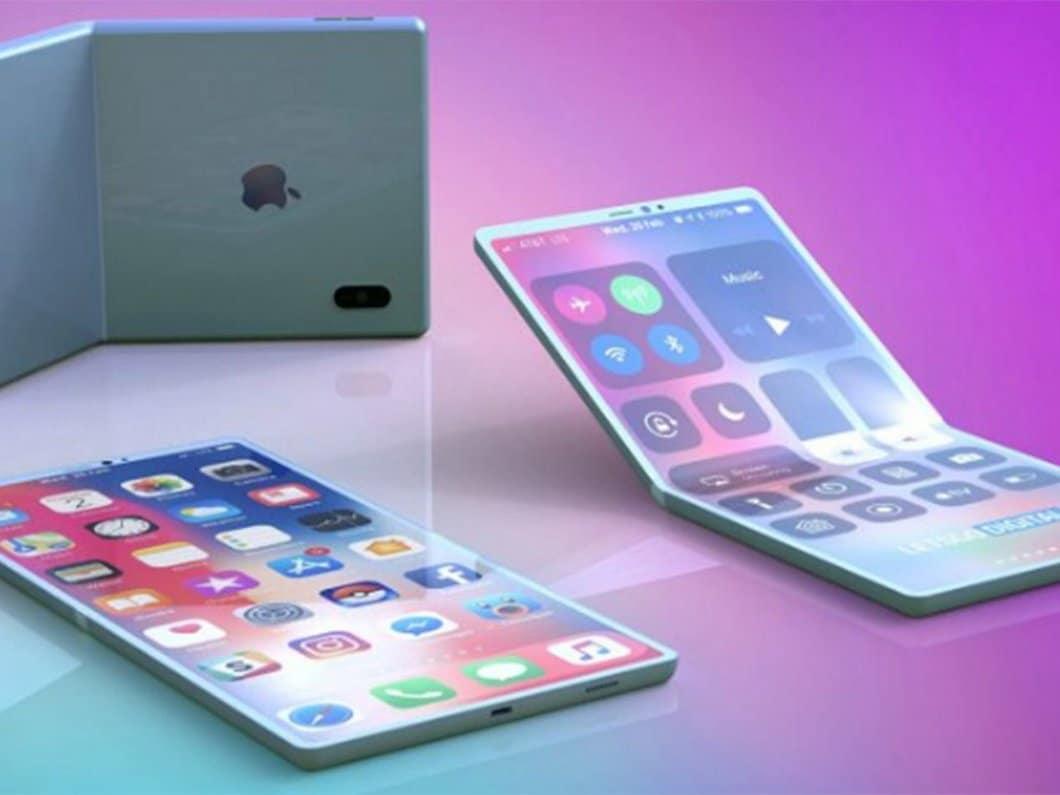Un iPhone pliable ferait bientôt son arrivée chez Apple
