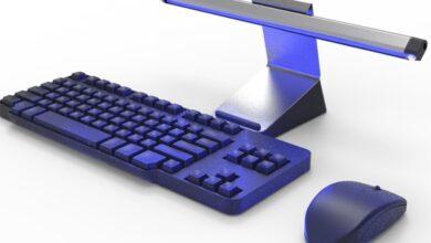 Une lampe de clavier antimicrobienne dévoilée au CES 2021 par Targus