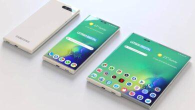 Samsung travaille sur des écrans enroulables et coulissants