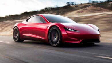 Tesla Roadster : la production repoussée à 2022